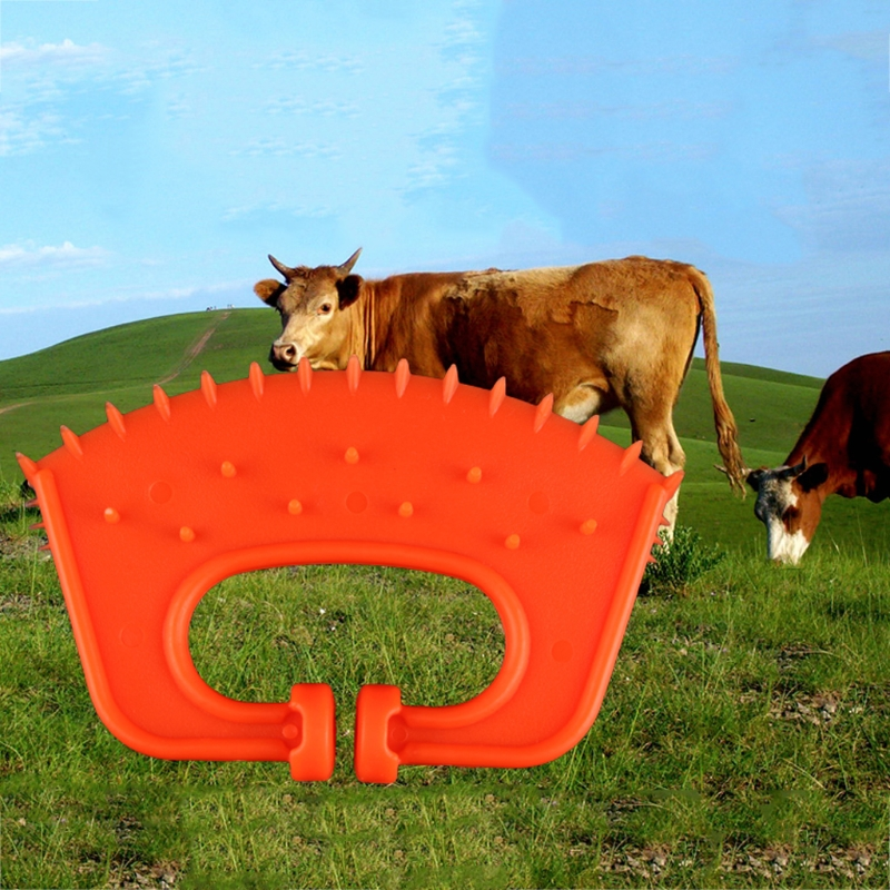 Calf Weaner Cattle Cow Weaning Tool Farm Livestock Bovine Nose Clip Milking Stop