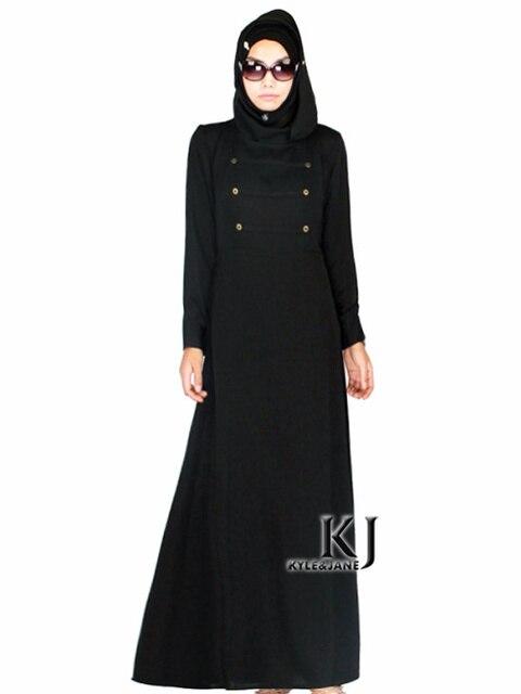 Turkish Islamic Abaya Dress Latest Saudi Black Abaya Special