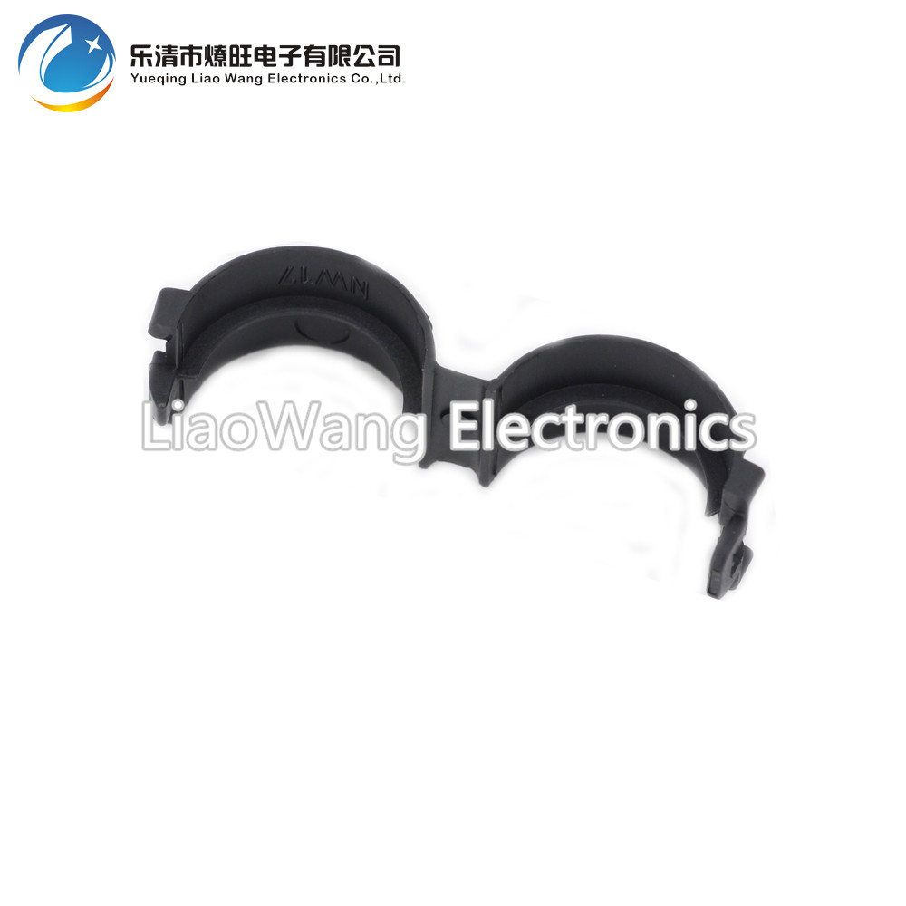 Wiring Harness Casing Electrical Diagrams Automotive Clips 10pcs Lot Ad21 Corrugated Pipe Card Buckle Open Tube Retainer