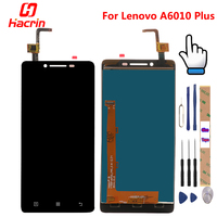 For Lenovo A6010 Plus LCD Display Touch Screen Tools 100 New Digitizer Assembly Replacement Repair Accessories
