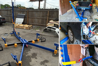 Good Performance Auto Sheet Metal Maintenance Tools Car Body Repair Frame Machine CE Approved