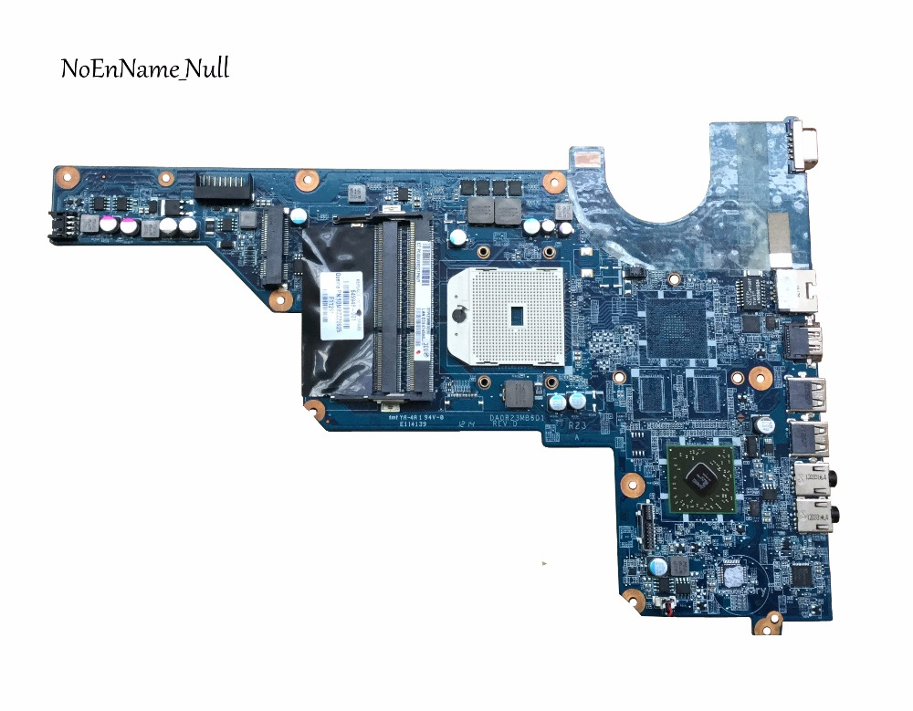 DA0R23MB6D0 Free Shipping For Hp Pavilion G4/G6/G7 Motherboard 649948-001 Laptop Motherboard Amd Integrated