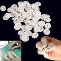 100Pcs Disposable Latex Finger Cots Nail Art Protective Fingertips Cover Gloves