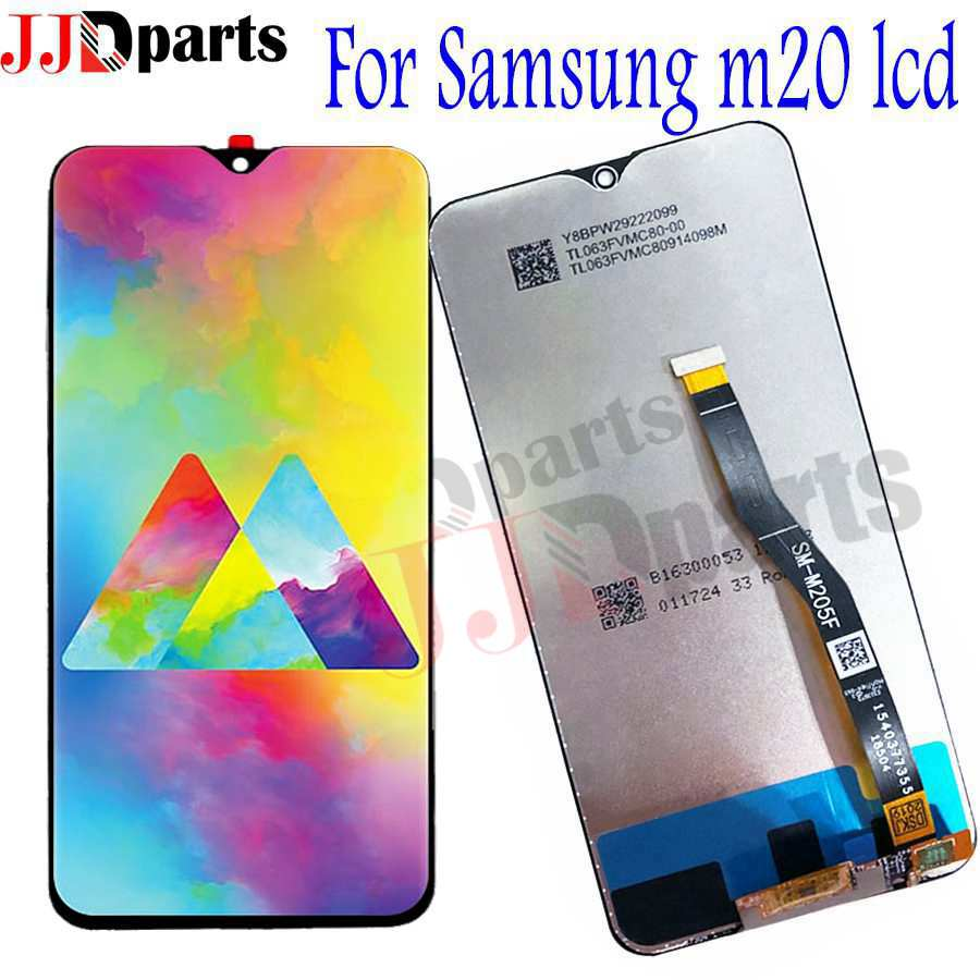 100% Tested For samsung m20 display touch Screen Digitizer Assembly m20 Display For Samsung M20 lcd for samsung m205f display100% Tested For samsung m20 display touch Screen Digitizer Assembly m20 Display For Samsung M20 lcd for samsung m205f display