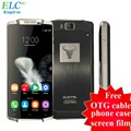 Original oukitel k10000 4g lte fdd smartphone android 6.0 piruleta 5.5 pulgadas 10000 mah batería 2 gb + 16 gb rom 720 p 13mp teléfono móvil