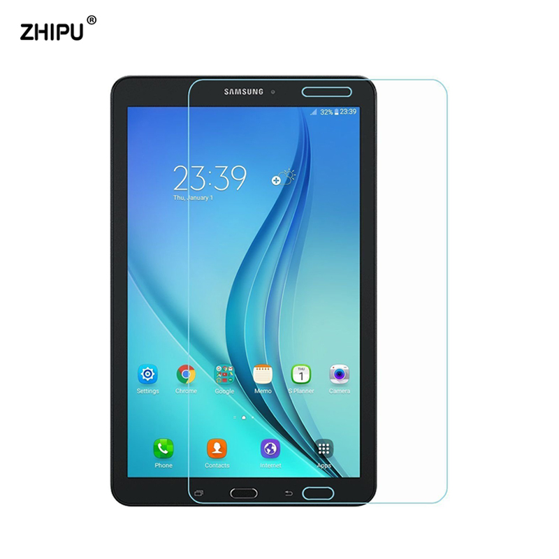 5pcs For Samsung Galaxy Tab E 8 0 Screen Protector Glass 9H Tempered Glass For Samsung Galaxy Tab E T377 Tablet Protective Film in Tablet Screen Protectors from Computer Office