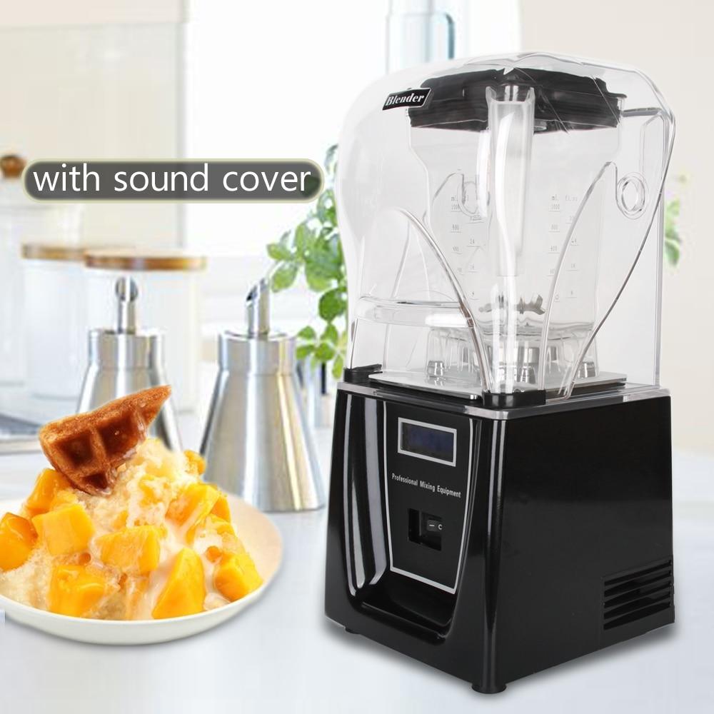 500W Fruit Juicer 1500ML Processor Blender Extractor Smoothie Maker Machine UK