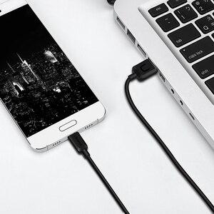 Image 5 - USAMS נתונים כבל עבור אנדרואיד Xiaomi מיקרו USB מקסימום 2A מהיר טעינת כבל עבור סמסונג Microusb נתונים סנכרון מטען כבל 10 יח\אריזה