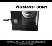 HD!! WIFI camera Wireless Car Rear View Camera SONY Chip For TOYOTA Land Cruiser LC 100 120 4500 4700