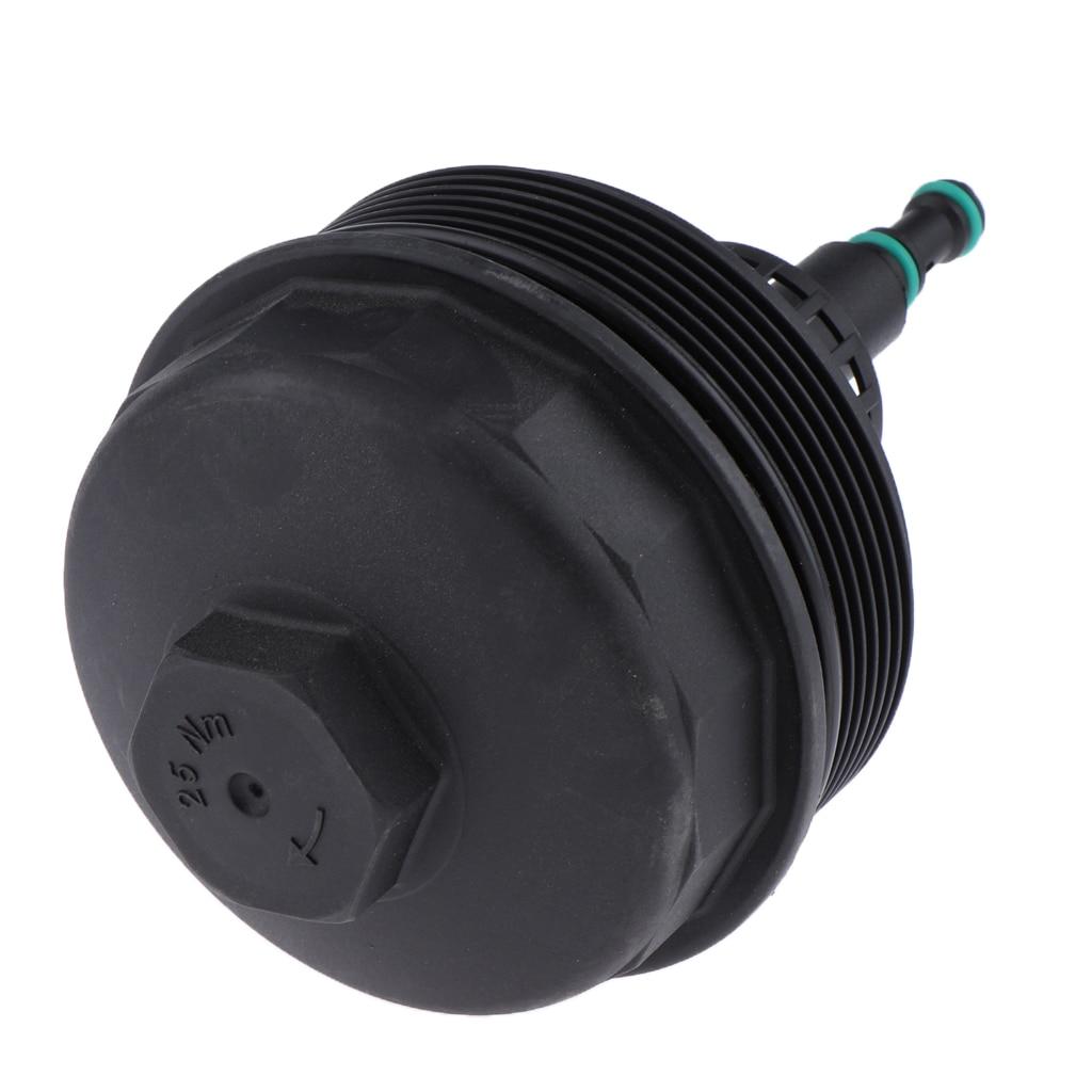 KESOTO Replaceable Oil Filter Cover Cap Trim For BMW BMW E36 E38E39 E46 E53E60 E66E83 E85