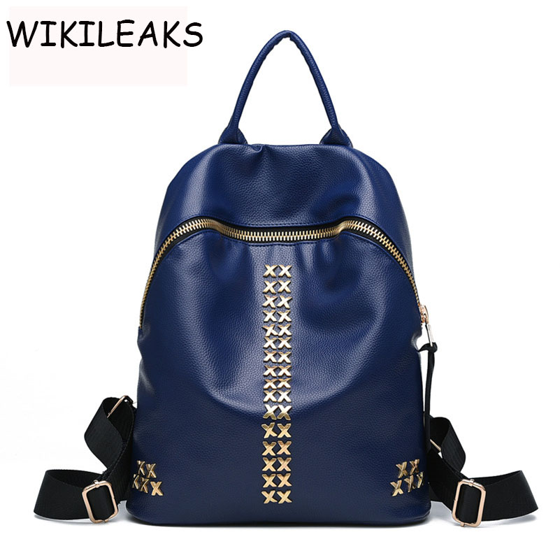 2016 New Wave Of Female Backpack Spring And Summer ...