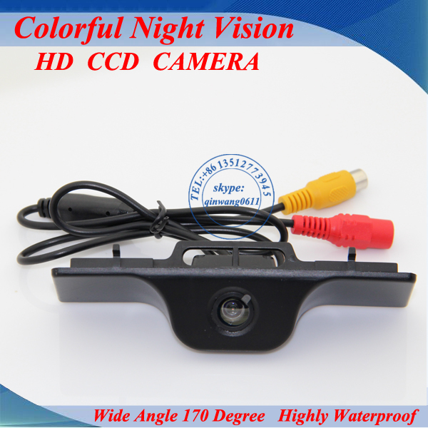 Hot Selling Reversing Car camera For MG6 ROEWE 550 color waterproof night vision reversing car backup