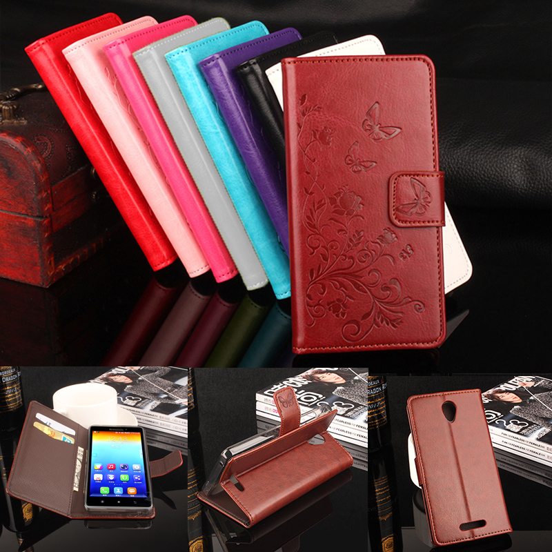 Cell Phones & Accessories Cell Phone Accessories Beautiful Clip On Series Pu Leather Wallet Book Case For Lenovo Vibe X S960 Packing Of Nominated Brand