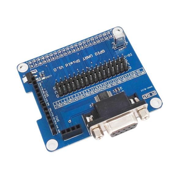 5 pcs 3B/2B B+ GPIO UART Shie Serial Port Shield Expansion