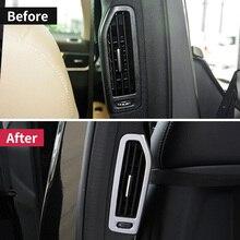 Для Mercedes Benz ML350 320 w166 2012 GL GLE W166 купе C292 заднего кондиционер Frame крышка отделка интерьера accessoris