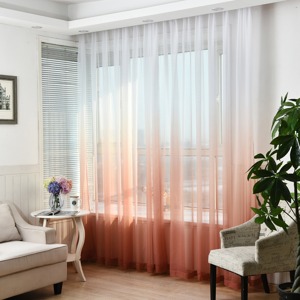screen sheer kids curtains printed drapes child tulle window bedroom product pencil voile room cartoon curtain