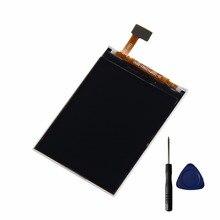Siyah LCD Için yedek parça ekran Nokia x2 02 x2 x2 05 LCD