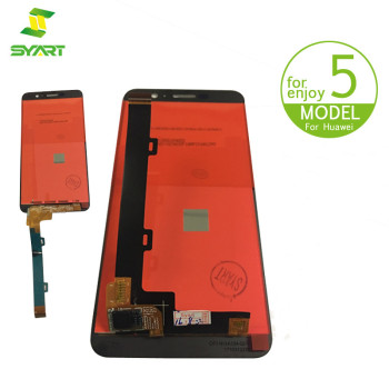For Huawei Enjoy 5 LCD Display Touch Screen Digitizer Assembly Replacement + Tools For Y6 Pro TIT-U02 TIT-AL00 5.0 LCDs Screen image
