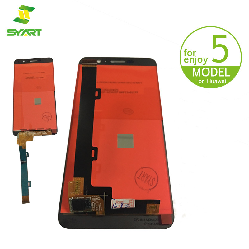 For <font><b>Huawei</b></font> Enjoy 5 <font><b>LCD</b></font> Display Touch Screen Digitizer Assembly Replacement + Tools For <font><b>Y6</b></font> <font><b>Pro</b></font> <font><b>TIT</b></font>-U02 <font><b>TIT</b></font>-<font><b>AL00</b></font> 5.0