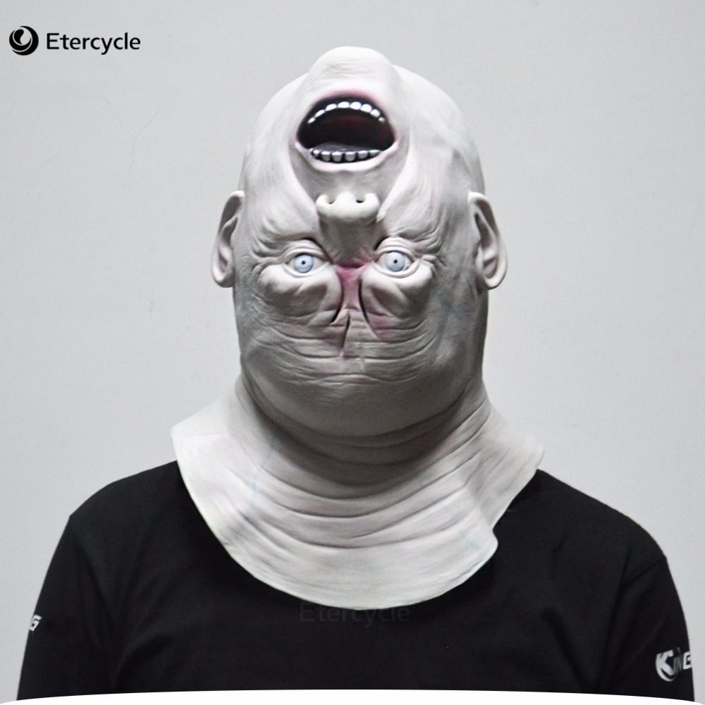 Online Buy Wholesale halloween mask creepy from China halloween ...
