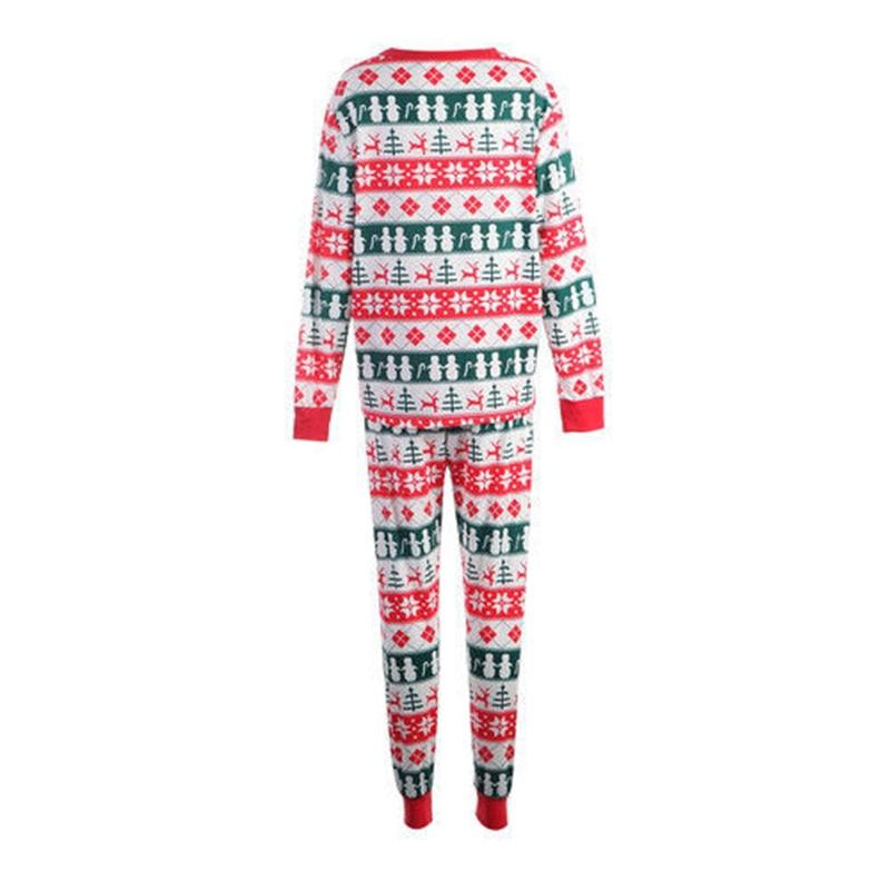 Family Matching Christmas Pajamas Set 2017 New Bebes Xmas Women Men Baby  Kids Sleepwear Nightwear Cute Family Match Pyjamas Sets-in Matching Family  Outfits ... c8b3cf532