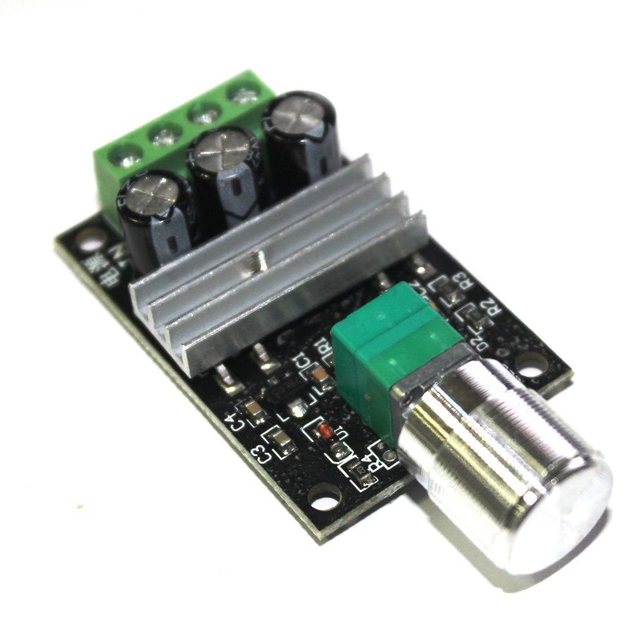 <font><b>24V</b></font> <font><b>LED</b></font> <font><b>Module</b></font> 6V 12V <font><b>24V</b></font> 28V DC 3A 80W Motor Speed Controller <font><b>24V</b></font> <font><b>LED</b></font> <font><b>Module</b></font> Regulator Adjustable Variable Speed Control Switch image