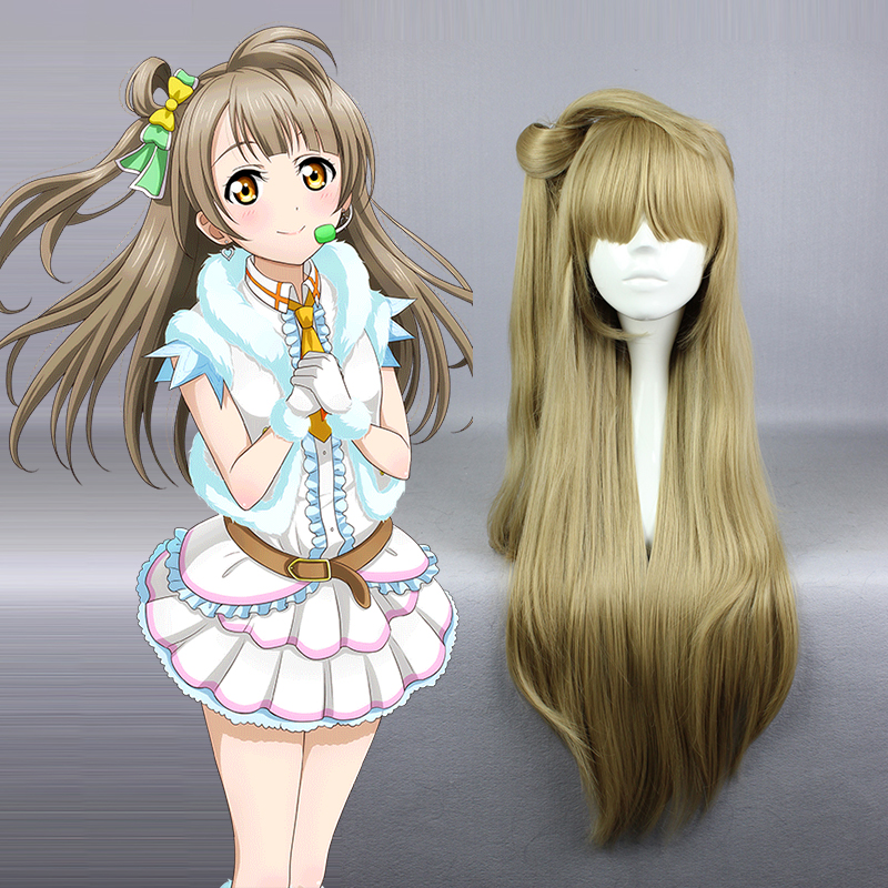 Anime Love Live School idol Project Cosplay Wig Kotori Minami Cosplay Wigs Heat Resistant Synthetic Halloween Carnival Party
