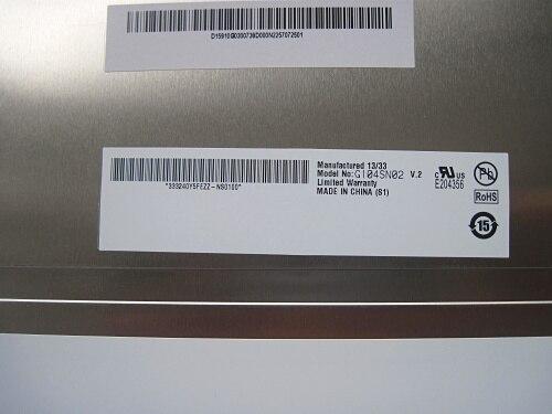 G104SN02 V.2 V2 10,4 дюймовый ЖК-экран