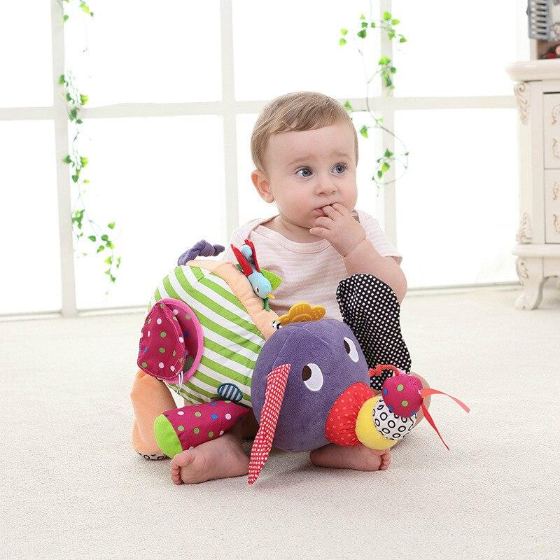 Brinquedos educativos do bebê crianças conforto brinquedos