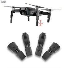 MAVIC AIR Rubber Landing gear 35mm Heightening shock absorption Pads Mat leg for DJI mavic air Drone Accessories