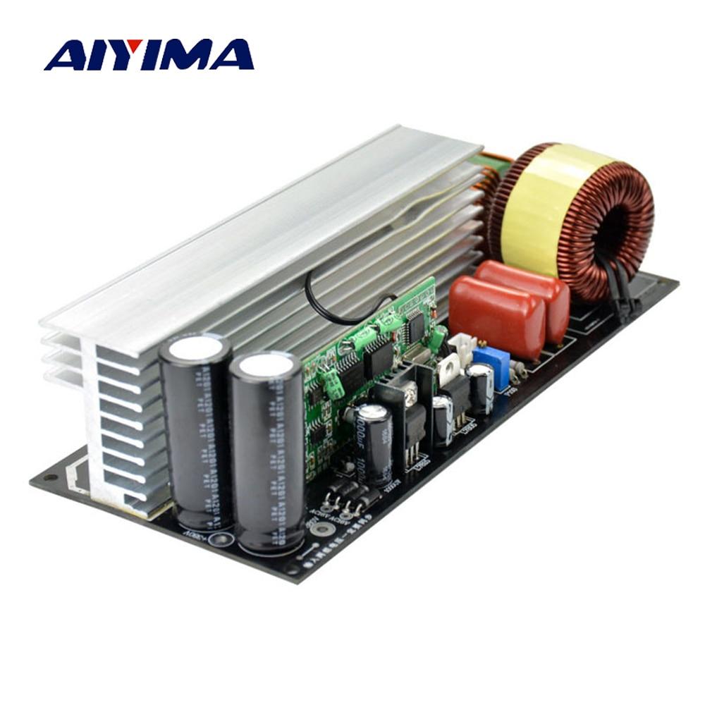 Aiyima 3000 Вт Чистая синусоида Инвертор Мощность доска Post синусоида усилитель доска