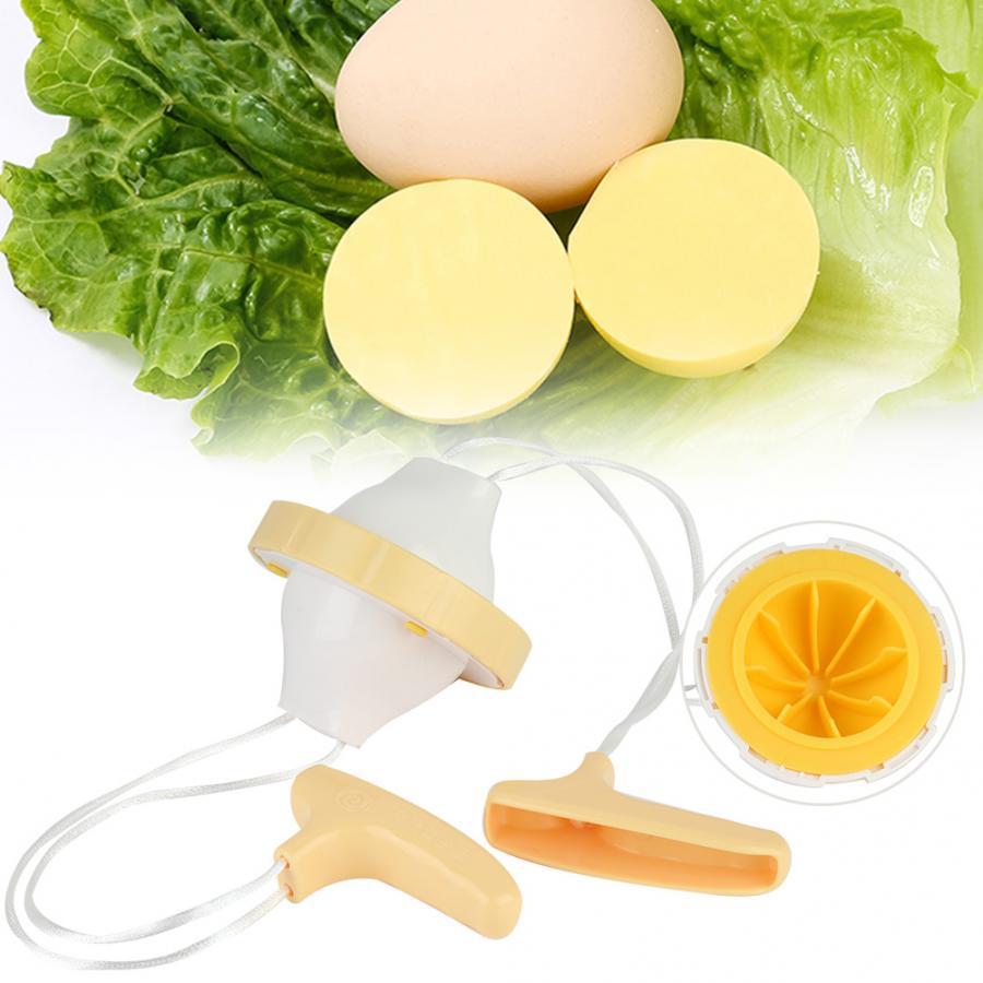 Creative Egg Yolk White Mixer Golden Egg Maker Cyclone Golden Egg