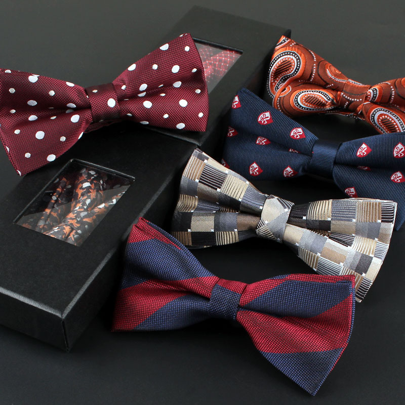 Fashion Mens Knit Ties Butterfly Neck Tie  Mens Gifts  C Fake  Collars  Formal Dress  Rhinestone Bow Ties