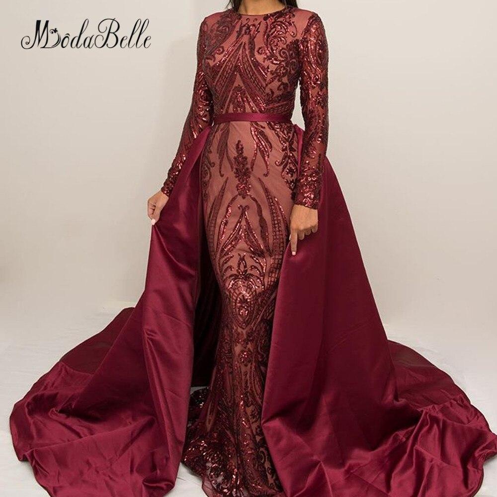 ... Train Bling Moroccan Kaftan Formal Gowns Party. modabelle. Saudi-Arabia- Long-Sleeve-Mermaid-Evening-Dresses-2018-. HTB1ZABWCH9YBuNjy0Fgq6AxcXXaO   9156a083a8b5