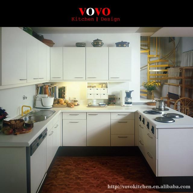 Bianco mobili da cucina quarzo piani di lavoro in Bianco mobili da ...