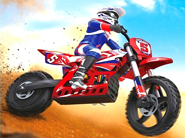 все цены на SKYRC SUPER RIDER SR5 Electric Motocross Riders RC bike without battery and charger RTR version онлайн