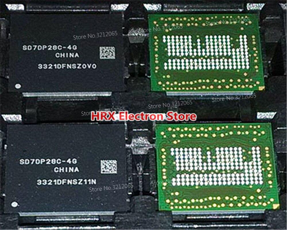 100% New Original SD7DP28C-4G BGA EMCP SD7DP28C 4G original 100