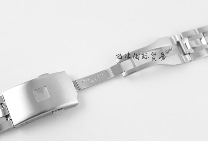 19 mm / 20 mm PRC200 T17 T461 T014430A T014427A T014410A Orovalni pas - Dodatki za ure - Fotografija 4