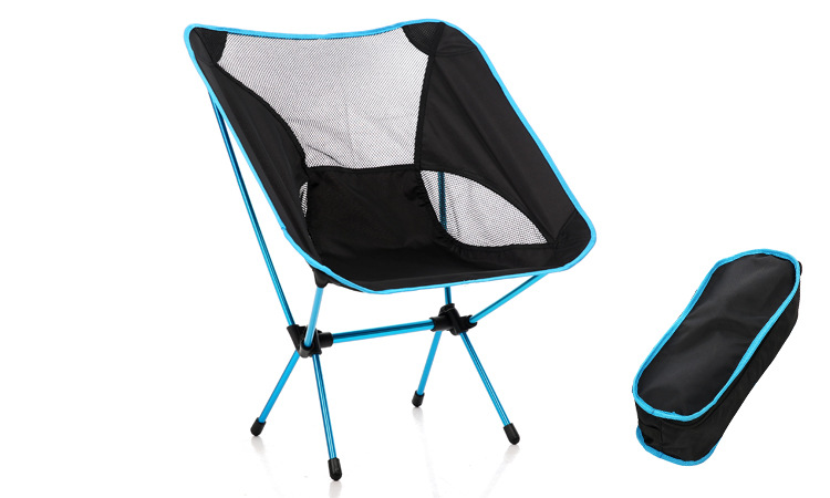 Collapsible Moon Chair Fishing Camping BBQ Stool Folding Extended Hiking Seat Garden Ultralight Office Home Furniture multifunctional bamboo folding stool chair seat for kids fishing garden bamboo furniture small portable folding fishing stool