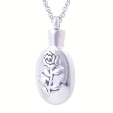 Memorial Rose Cremation Jewelry