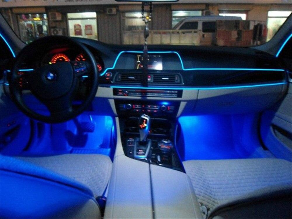 Neon Car Decor Stripe