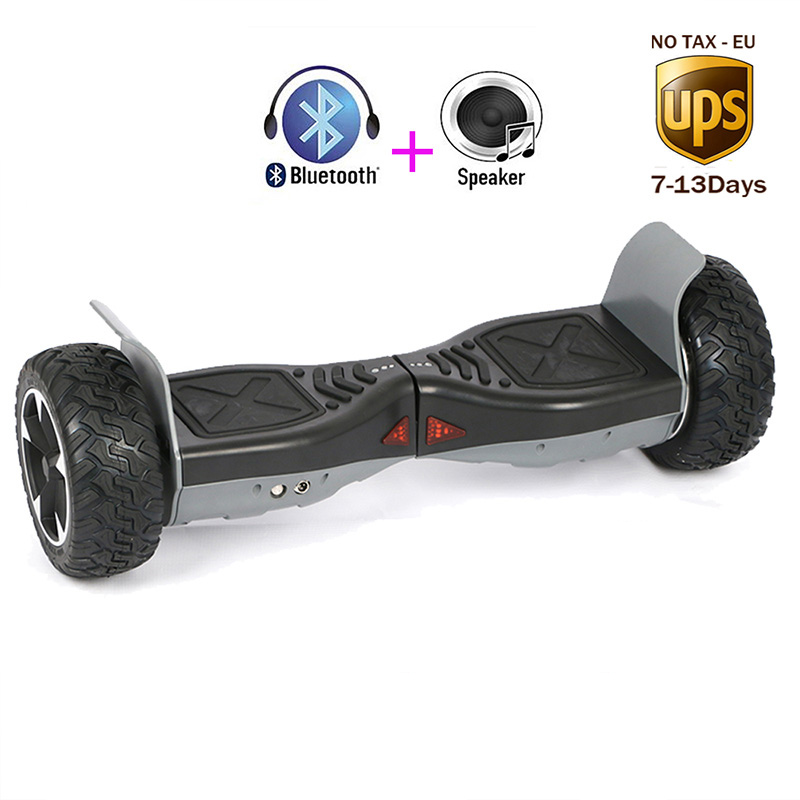 US STOCK Hoverboard 8.5 inch 700w 4400 amh Self balance electric scooter unicycle stand up skateboard smart Balance