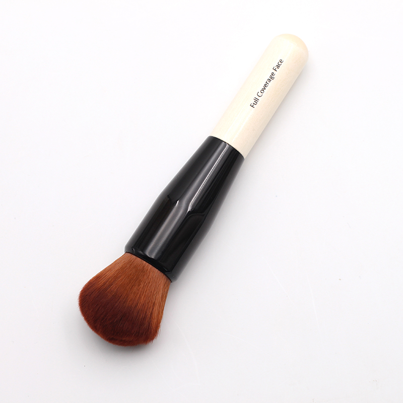 Tesoura de Maquiagem curto denso macio cabelo sintético Marca : Annnoah