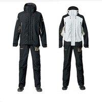 2018 высокое качество рыбалка Костюмы комплекты Для мужчин куртка дышащий Открытый спортивной костюм зимняя рыбалка рубашка брюки Рыбалка о
