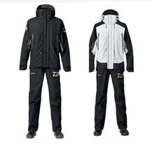 2018 Excessive High quality Fishing Clothes Units Males Jacket Breathable Outside Sportswear Go well with Winter Fishing Shirt Pants Fishing Garments