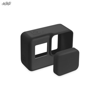 SOSOYO Go Pro Accessories Action Camera Protective Silicone Case for GoPro Hero 5