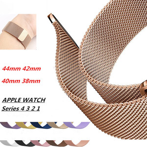 Strap For Apple Watch Milanese