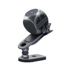 Hd 1080p visão noturna infravermelha camcorder carro dvr dv gravador de vídeo md21 mini câmera esporte câmera digital apoio tf cartão pk md80