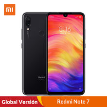 "Xiaomi Redmi Note 7 4 GB 64GB Snapdragon 660 48MP Camara double 13MP 6,3 ""approvisila gota de agua bateria de 4000 mAh(China)"