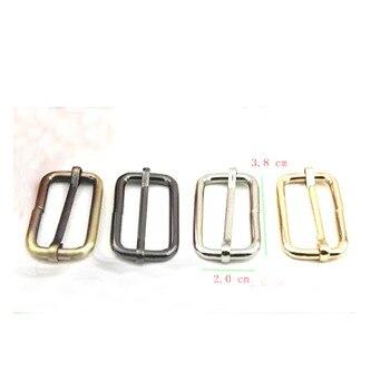 1.50 Inch (38mm)  Rectangle Sliders for Strap Adjuster buckles for Bag
